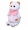 Котик Ли-Ли с розовым бантом 27-052