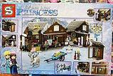 """Конструктор аналог лего Lego Дисней Принцессы SY 1430 """"Холодное Сердце: Домик в горах"""" Disney Princes, фото 2"""