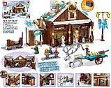 """Конструктор аналог лего Lego Дисней Принцессы SY 1430 """"Холодное Сердце: Домик в горах"""" Disney Princes, фото 3"""