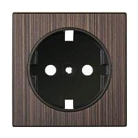 Лицевая панель Werkel розетки бронзовая WL12-SKGS-IP20-CP 4690389100482