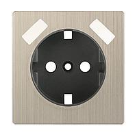 Лицевая панель Werkel розетки USB шампань рифленый WL10-USB-CP 4690389100369