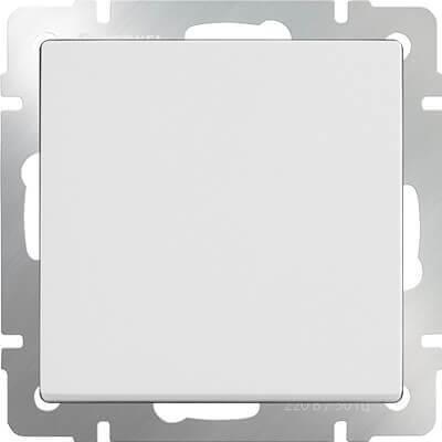 Декоративная заглушка Werkel белая WL01-70-11 4690389097430