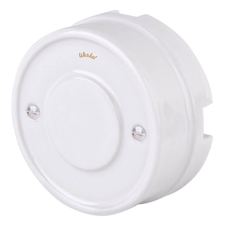Распределительная коробка Werkel Retro белая WL18-19-01 4690389100628