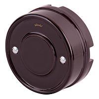 Распределительная коробка Werkel Retro коричневая WL18-19-01 4690389100703