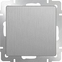 Декоративная заглушка Werkel серебряный рифленый WL09-70-11 4690389130069