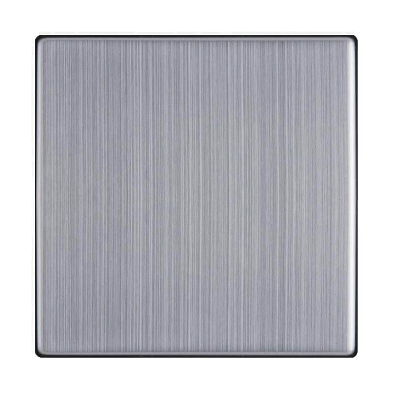 Лицевая панель выключателя перекрестного Werkel глянцевый никель WL02-SW-1G-C-CP 4690389119538