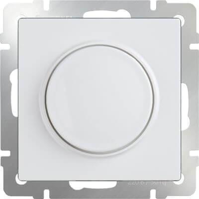 Диммер Werkel белый WL01-DM600 4690389045684