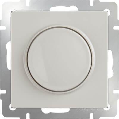 Диммер Werkel слоновая кость WL03-DM600-ivory 4690389046292