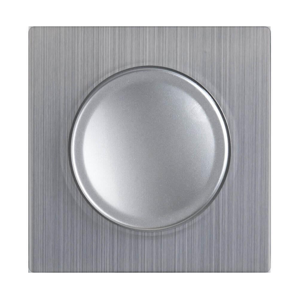 Накладка Werkel для диммера глянцевый никель WL02-DM-CP 4690389100390