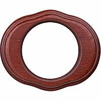 Рамка Werkel Legend Wave на 1 пост итальянский орех WL20-frame-01 4690389117022