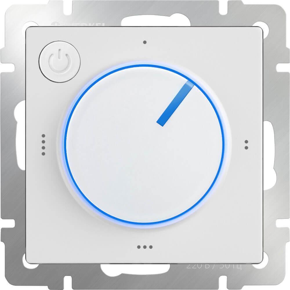Терморегулятор Werkel электромеханический для теплого пола белый WL01-40-01 4690389115028