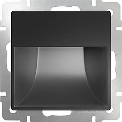 Встраиваемая LED подсветка Werkel черный WL08-BL-01-LED 4690389143786