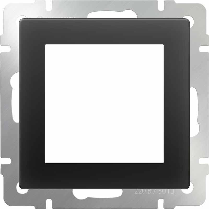 Встраиваемая LED подсветка Werkel черный WL08-BL-03-LED 4690389143809