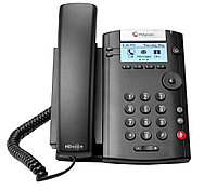 SIP телефон Polycom VVX 201 (2200-40450-025), фото 1