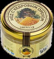 Мёд с кедровым орехом 220 мл
