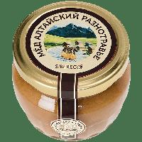 Мёд алтайский разнотравье 95мл