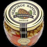 Варенье кедровое с орешками 95мл