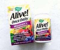 Nature's Way - Alive Once Daily Мультивитамины для женщин