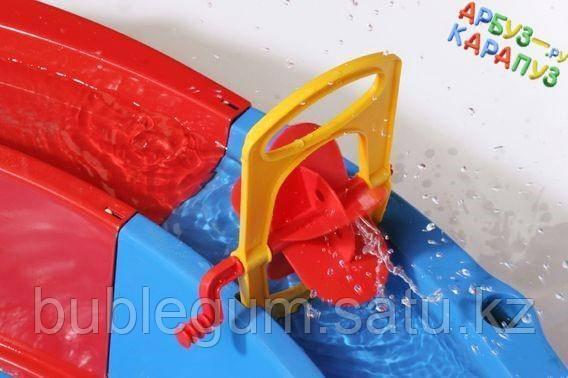 """Полесье: Песочница """"Кольцо"""" Ø1360 мм с набором - фото 7"""