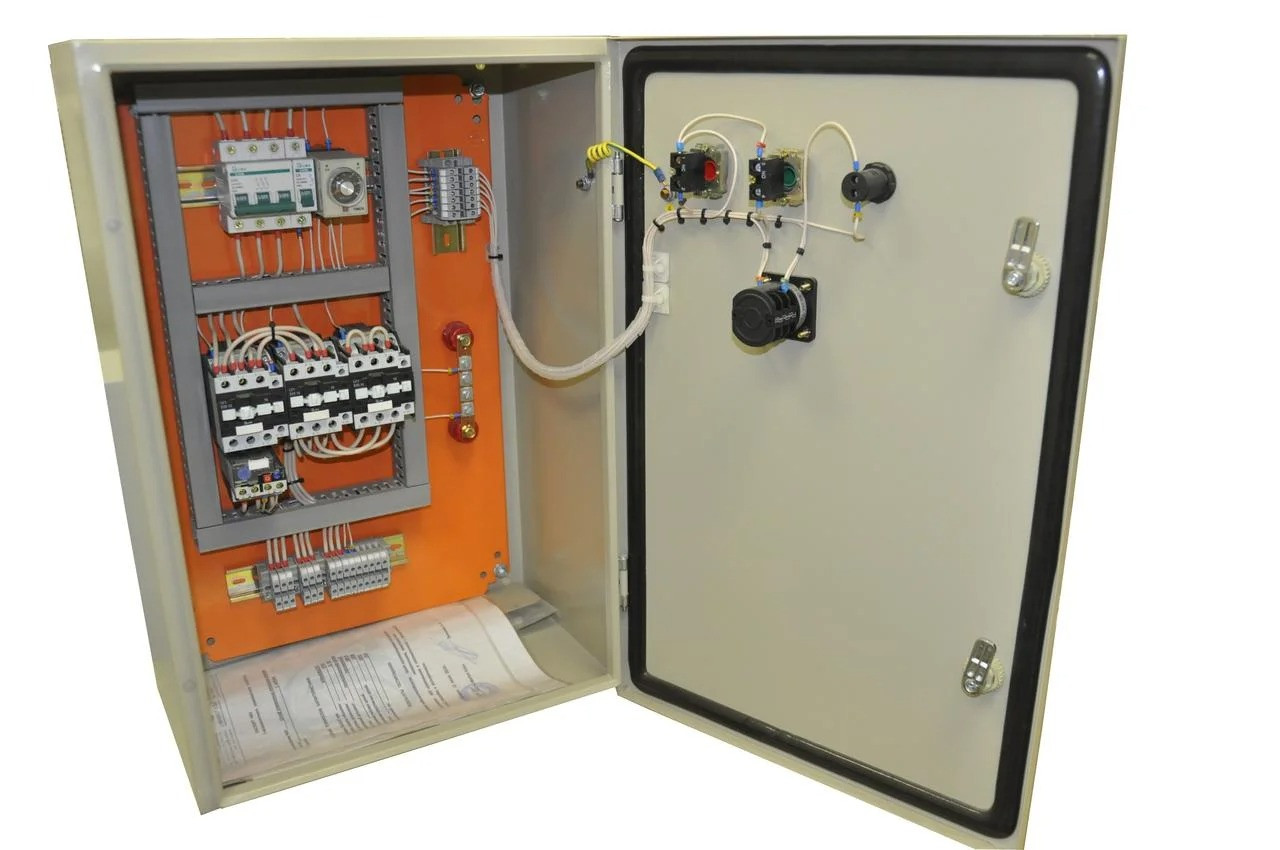 Ящик управления Я5124-3074