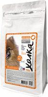 Сухой корм для собак мелких пород Индейка-рис, 750 гр.*