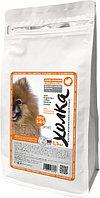 Сухой корм для собак мелких пород Индейка-рис, 1.5 кг.