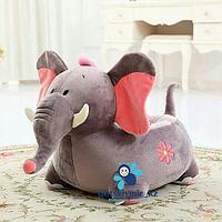 Кресло-пуф большой добрый слон