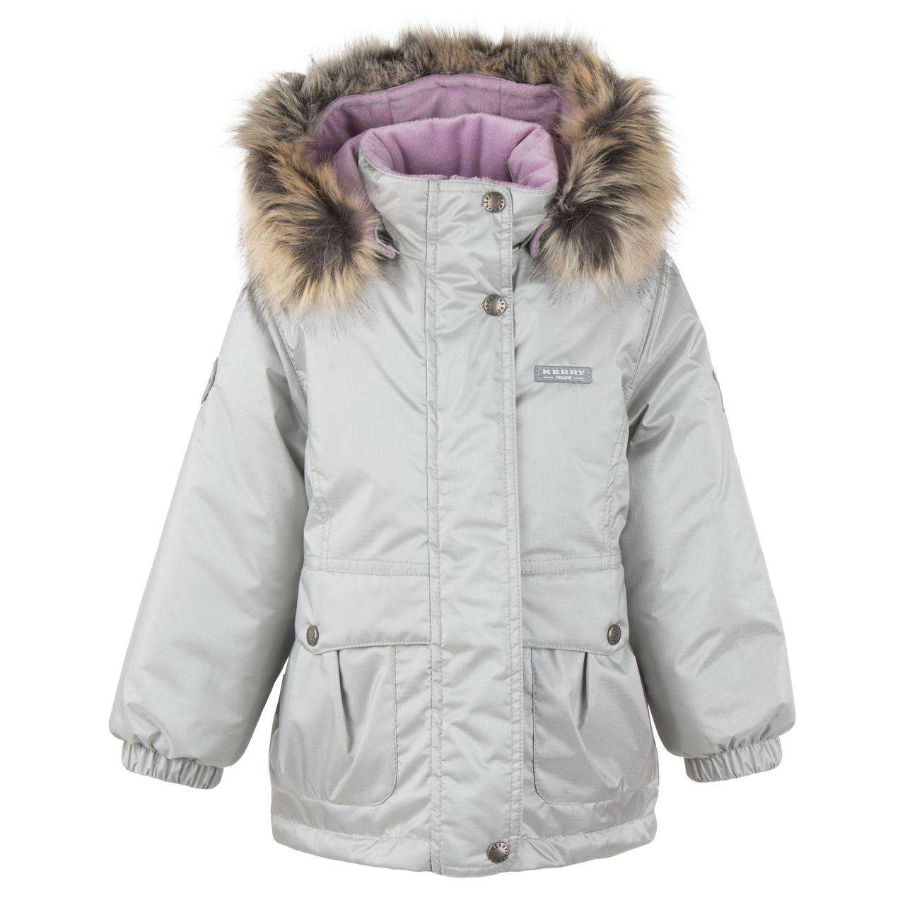 Куртка-парка для девочек Kerry PERLA - 128