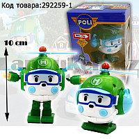 Трансформер игрушечный из серии Робокар Поли и его друзья для детей вертолет Хэлли