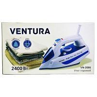 Утюг VENTURA VN-2086 паровой 2400Вт керамическая подошва карт/кор