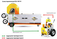 Канатный автомата CSA -1001H