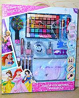 """D17-097 Набор косметики """"принцесса"""" 9 предметов, 52*46см"""