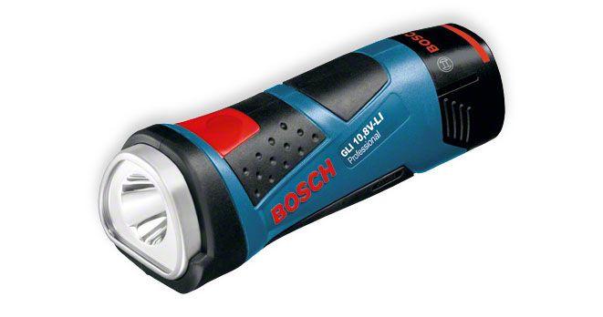 Аккумуляторные фонари GLI 10,8 V-LI Professional