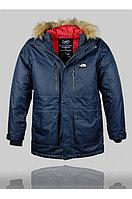 Мужские зимние куртки аляска TNF
