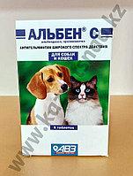 Альбен С №6 антипаразитарный препарат