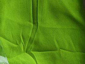 Студийный тканевый фон 4 м × 2,3 м салатовый, фото 3