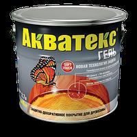 АКВАТЕКС® - ГЕЛЬ (декоративно-защитное покрытие древесины)