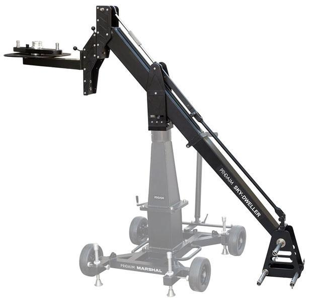 Proaim Sky-Dweller 10ft Camera Jib with Seat Platform