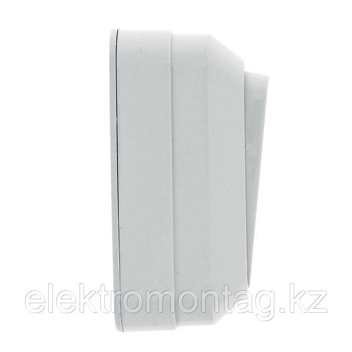 Выключатель Рим  1-клавишный 10А белый EKF