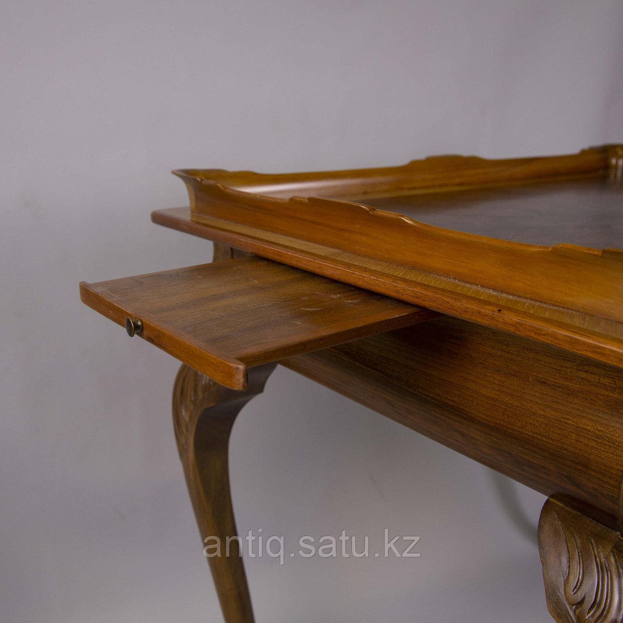 Чайный столик Чиппендейл. - фото 2
