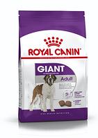 Royal Canin Giant Adult,корм для взрослых собак гигантских пород, уп. 15 кг.