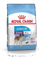 Royal Canin Giant Junior,корм для щенков гигантских пород с 8 до 24 месяцев, уп. 17кг