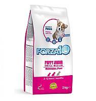 Forza10 Puppy Junior Small&Medium,сухой корм для собак мелких и средних пород с рыбой,уп.2 кг.