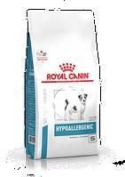 Royal Canin Hypoallergenic Small Dog,ветеринарная диета при пищевой аллергии собак мелких пород,уп.3,5кг.