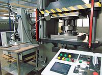Рамные прессы Гефест-02 с ЧПУ для штамповки и вытяжки