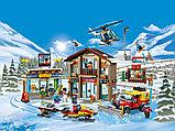 Конструктор Аналог лего сити Lego City 60203, Lari 11451 Горнолыжный курорт «Ski Resort», фото 3