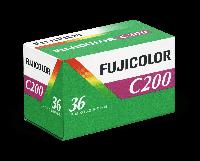 Фотопленка Fujicolor C200 (135/36) цветная негативная, фото 1