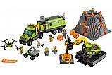 Конструктор аналог лего сити Bela City База исследователей вулканов 10641 (Аналог Lego City 60124) 860 дет, фото 2