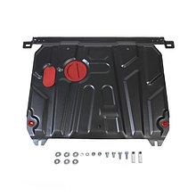 Защита картера и КПП Hyundai Solaris (2010-2016)