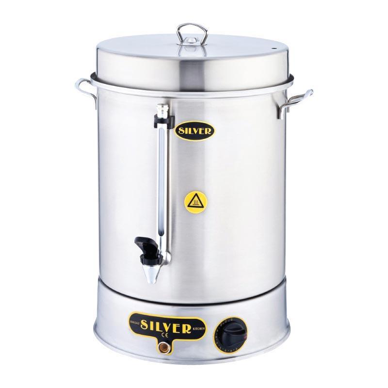 Чаераздатчик 36 литра - 1 кран (титан-бойлер)